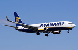 Ryanair questions strike action in Ireland