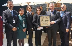 Star Alliance LA Lounge Voted Best Lounge at Skytrax World Airline Awards