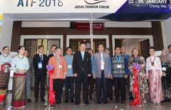 ATF 2018 TRAVEX opens with promise to deliver 'Boundless Prosperity' to all