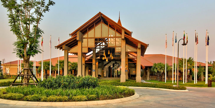 Hilton Nay Pyi Taw Wins First ASEAN MICE Awards