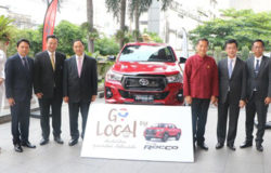 TAT and Toyota Motor Thailand sign MOU for 'Amazing Thailand Go Local' tourism promotion
