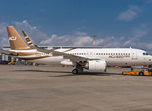 First ACJ320neo Prepares for Maiden Flight