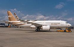 First ACJ320neo Prepares for Maiden Flight