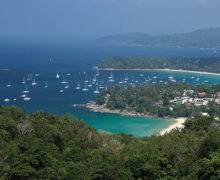 Phuket named second best beach in the world