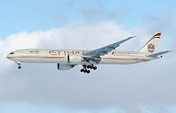 Etihad B777 fire in cargo hold blamed on manufacturing defect