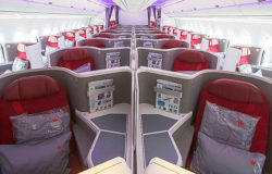 Hong Kong Airlines Upgrades Business Class Experience on Airbus A350