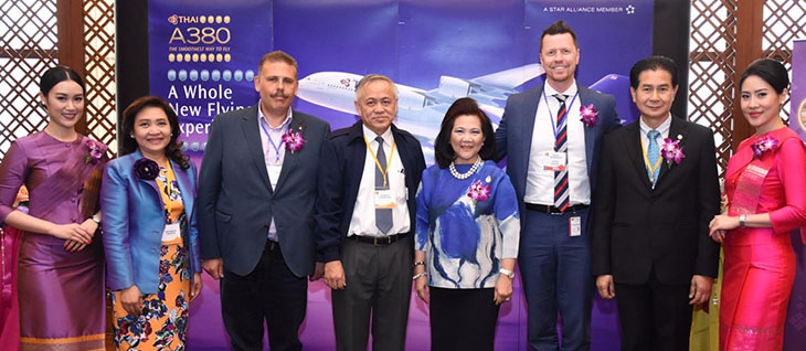 THAI Holds Inflight Catering Midyear Conference