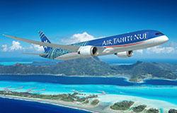 Air Tahiti Nui receives longest-range Dreamliner