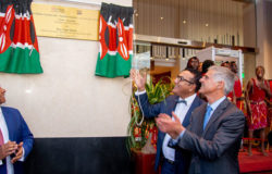 Hilton Africa Growth Initiative: Opening at Nairobi Airport