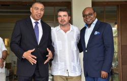 Jamaica Prime Minister Holness calls for more investment in tourism