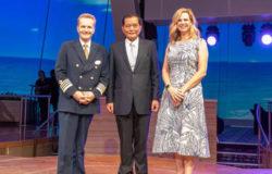Royal Caribbean chases Taiwan's market of 'keen cruisers'
