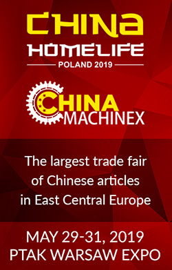 China Homelife Poland 2019