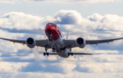 Norwegian now more popular than BA on New York route