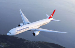 Turkish Airlines sold out 83.4% in September