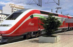 Africa welcomes first high-speed train