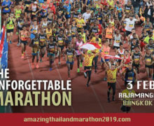 Over 25,000 runners set to return for Amazing Thailand Marathon Bangkok 2019