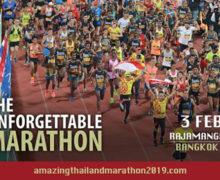 Over 25,000 runners set to return for Amazing Thailand Marathon Bangkok 2019