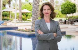 General manager, Park Hyatt Abu Dhabi, Doris Hecht