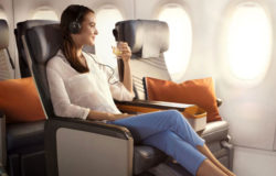 Premium economy gains ground among Asian carriers