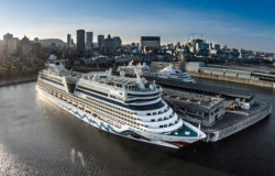 Montréal welcomes 101,504 cruise passengers in 2018