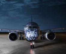 Air Astana receives Embraer 190-E2 aircraft