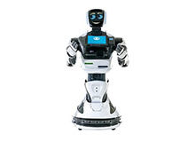 HITEC Dubai 2018: Intelligent humanoid robot to open event